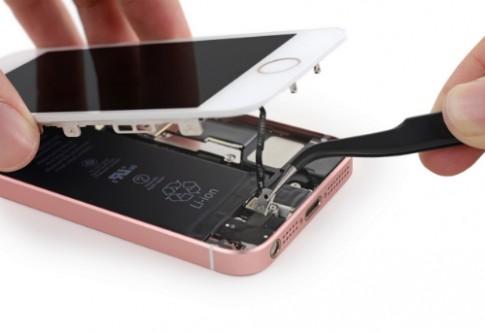 iPhone SE có thể ngâm trong nước hơn một giờ