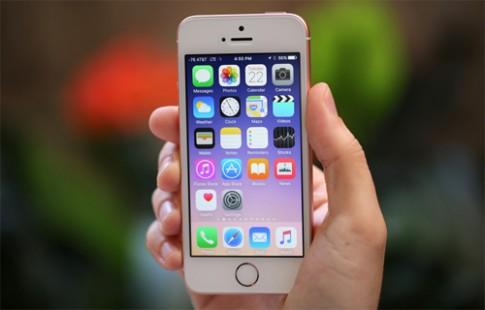 iPhone SE - trông cổ nhưng mạnh mẽ