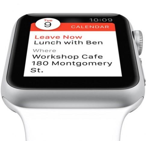 iPhone và Mac sẽ sử dụng phông chữ mới giống như Apple Watch