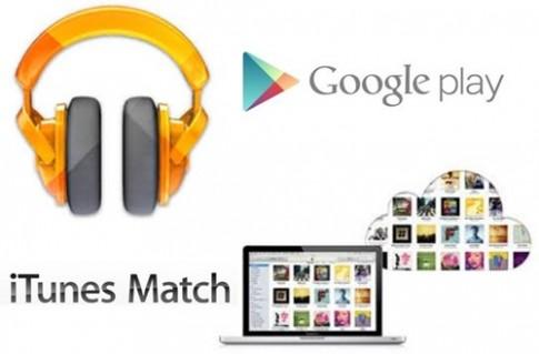iTunes Match được Apple tung ra 100.000 bài hát