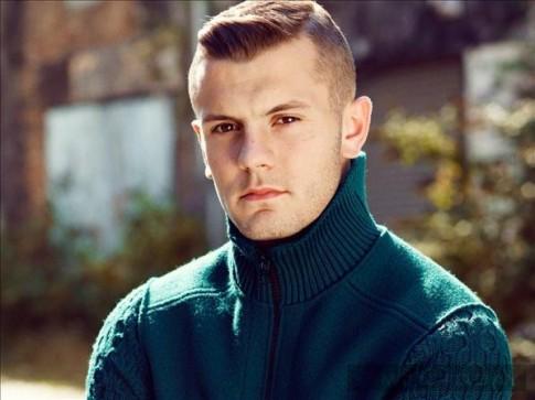 Jack Whilshere – và gợi ý phối đồ nam thu đông cùng trang phục len