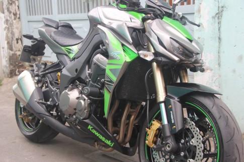 Kawasaki Z1000 2014 het len tem roi ha phuoc