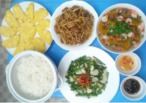 Kết quả tuần đầu cuộc thi 'Bữa cơm gia đình'