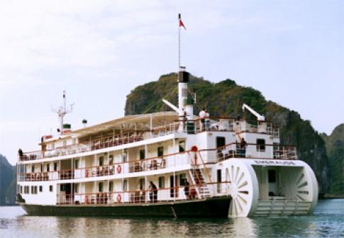 Khám phá du thuyền Emeraude