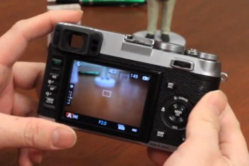Khám phá hệ thống lấy nét siêu nhanh trên Fujifilm X100S