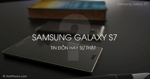 Không có Galaxy S7 cuối năm