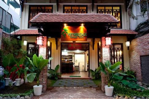 Không gian ẩm thực Vietheritage