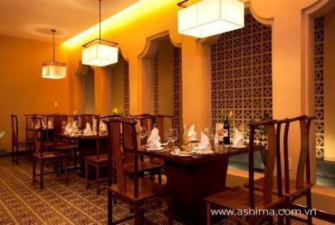Không gian mới của nhà hàng Ashima