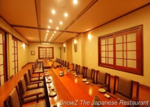 Khuyến mại tại SnowZ The Japanese Restaurant