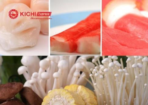 Kichi Express - 'Người bạn' mới mà quen