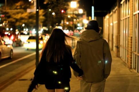 Là em chưa muốn yêu và chưa sẵn sàng để yêu!