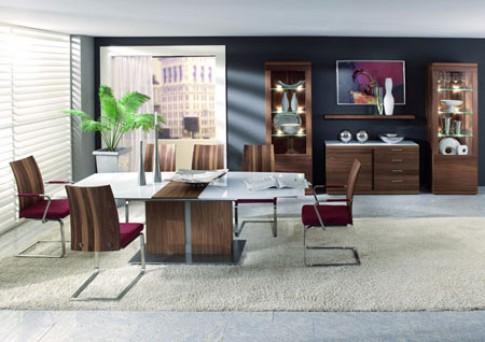 Làm đẹp phòng ăn với nội thất Eleganz
