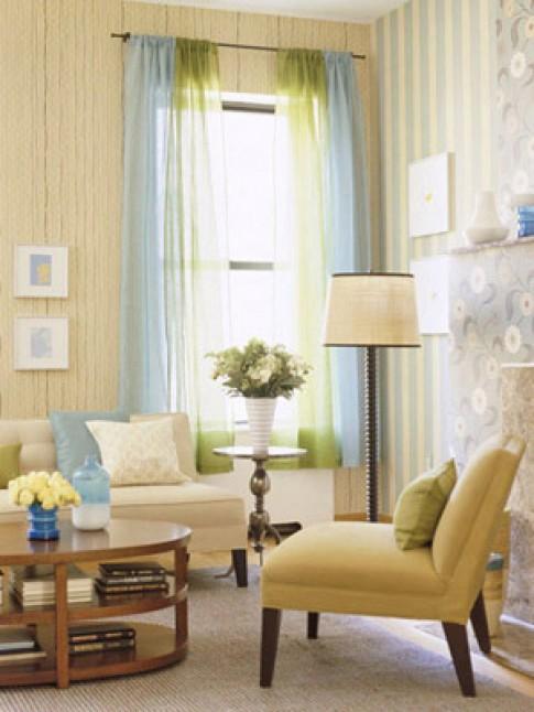 Làm mới không gian nội thất với màu sắc (2)