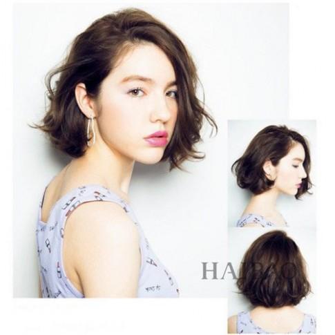Làm mới tóc lob bằng 12 biến tấu có thể tự thực hiện dễ dàng