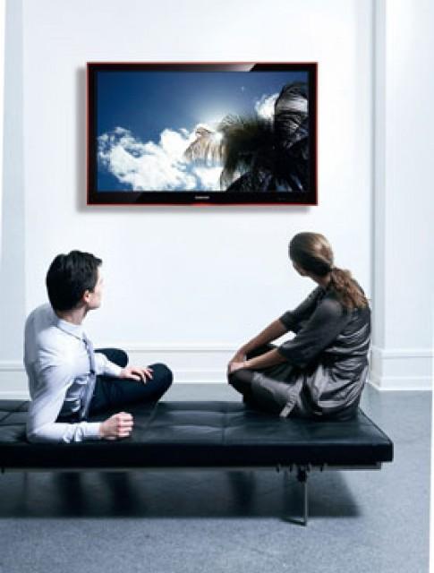 LCD làm đẹp không gian nội thất