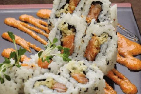 Lễ hội cá hồi và văn hóa ẩm thực Nhật ở Tokyo Deli