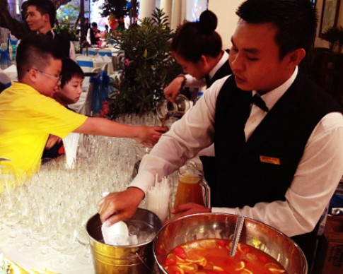 Lễ hội Trung thu tại khách sạn Continental Saigon