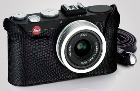 Leica giới thiệu X2 phiên bản dùng da thằn lằn