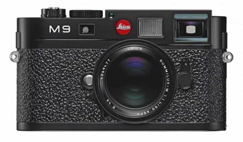 Leica M9 nâng cấp firmware 1.196