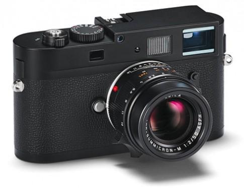 Leica ra M-Monochrom cảm biến đơn sắc