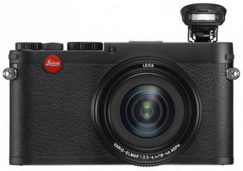 Leica X Vario chính thức trình làng với mức giá 2.850 USD