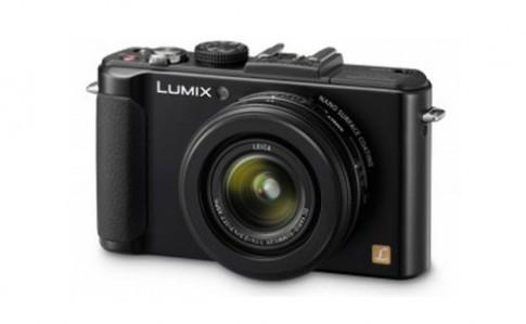 Lộ ảnh Panasonic Lumix LX7 ống kính f/1.4