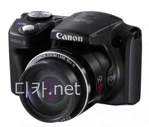 Lộ ảnh siêu zoom 30x nhỏ gọn của Canon