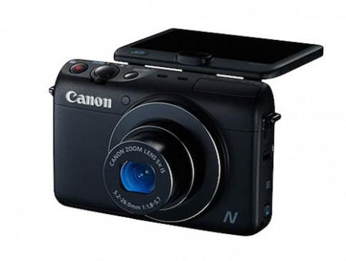 Lộ diện máy ảnh cao cấp của Canon tại CES 2014