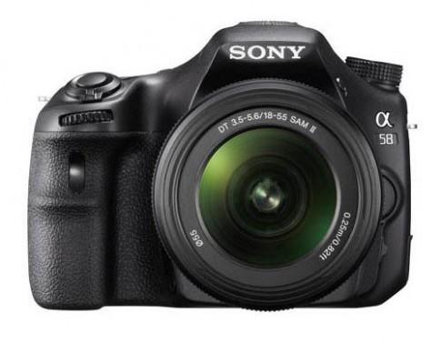 Loạt ảnh Sony A58, NEX-3N cùng 3 ống kính mới xuất hiện