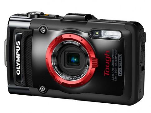 Loạt máy ảnh compact siêu bền, siêu zoom của Olympus tại CES 2013