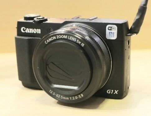 Loạt máy ảnh Powershot mới của Canon về Việt Nam