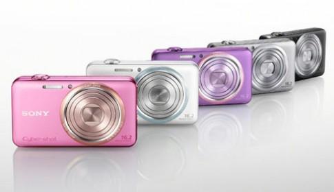 Loạt máy ảnh Sony Cyber-shot 2012 về VN