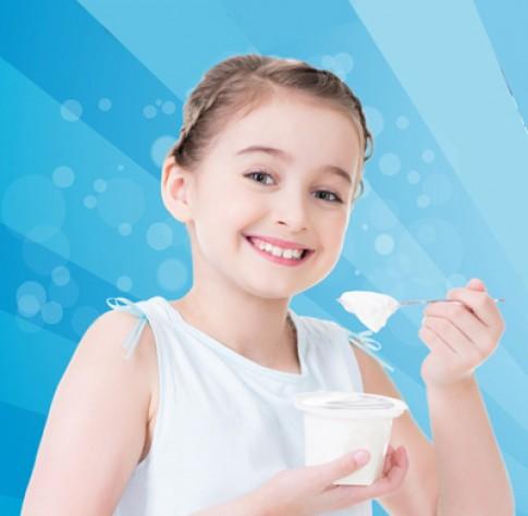 Lợi ích của sữa chua đối với trẻ nhỏ