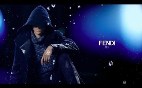 Lookbook thời trang nam thu đông 2013 của Fendi [Video]