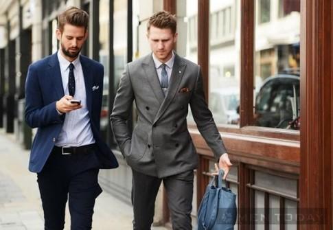 Lựa chọn blazer 1 hay 2 hàng khuy?
