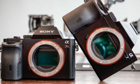 Lượng đặt trước Alpha A7 và A7R gấp đôi dự kiến của Sony