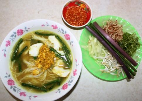 Mắm bò hóc trong ẩm thực của người Khmer