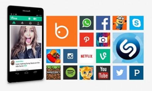 Marketing thất bại: Windows Phone sử dụng hình ảnh ứng dụng Android