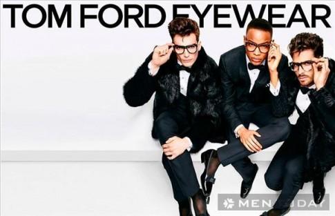 Mắt kính nam thu đông 2013 của Tom Ford