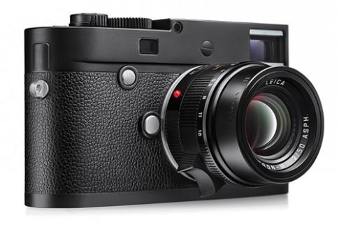 Máy ảnh chỉ chụp trắng đen của Leica thêm phiên bản mới