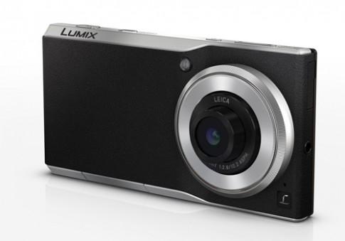 Máy ảnh có thể gọi điện, dùng ống kính Leica của Panasonic