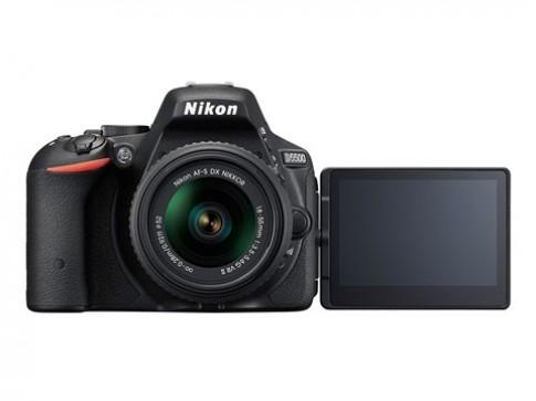 Máy ảnh DSLR đầu tiên của Nikon có màn hình cảm ứng