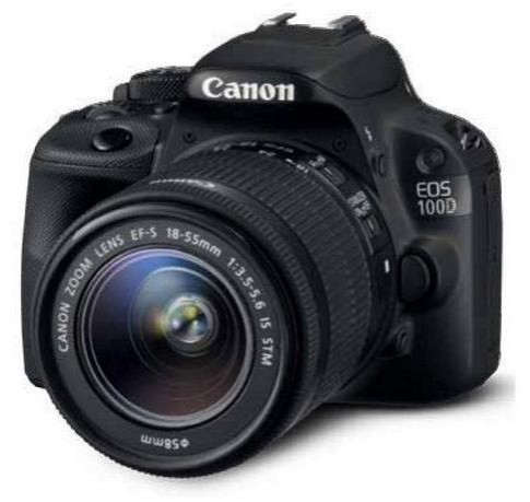Máy ảnh DSLR 'nhỏ và nhẹ nhất thế giới' của Canon