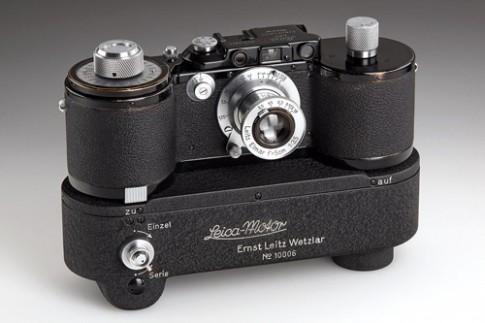Máy ảnh Leica của quân đội Đức được bán với giá 16,6 tỷ đồng