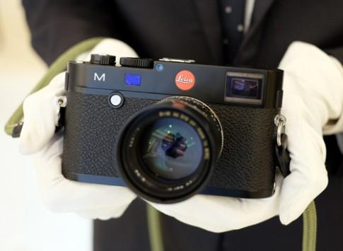 Máy ảnh Leica M giá 185 triệu đồng tại Việt Nam