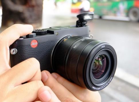 Máy ảnh Leica X Vario giá gần 70 triệu đồng tại VN