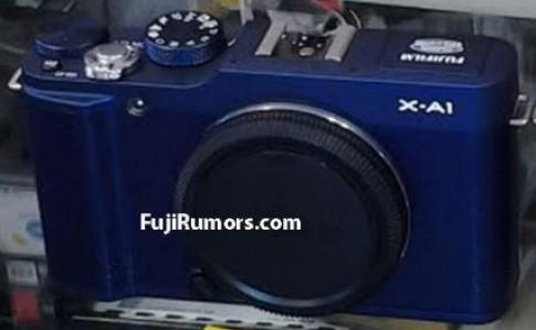 Máy ảnh mirorrless rẻ nhất của Fujifilm lộ diện