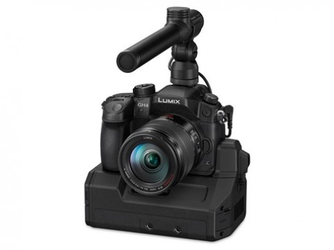 Máy ảnh mirrorless đầu tiên có thể quay video 4K