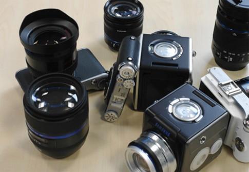 Máy ảnh Samsung NX30 sẽ chạy hệ điều hành Tizen