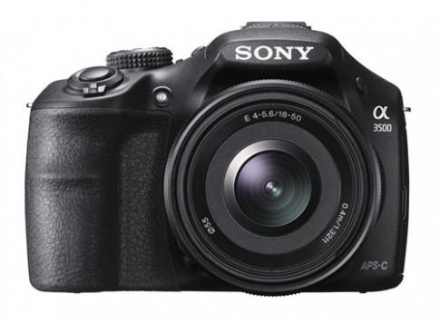 Máy ảnh Sony A3500 dùng cảm biến 20,1 megapixel lộ diện